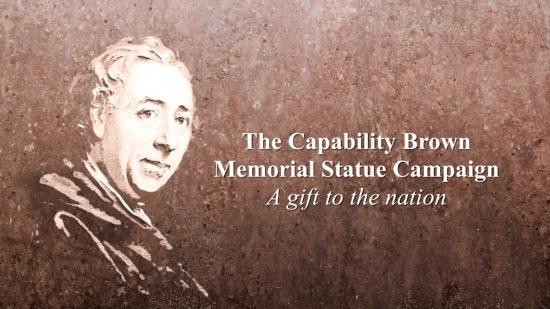 Capability Brown Statue Campaign
